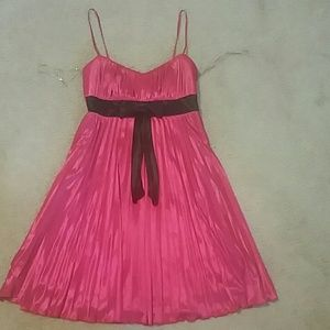 Semi Formal Pink Dress